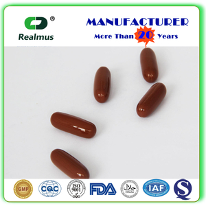 GMP Certificated Skin Whitening Capsule