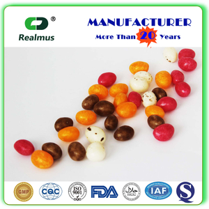 Multivitamin Gummy candy jelly candy halal certification kosher