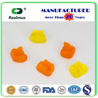 Flavours Multivitamin Pectin Gummy Candy