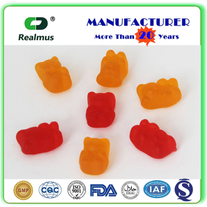 Sugar Free Pectin Vitamin C Gummy Candy