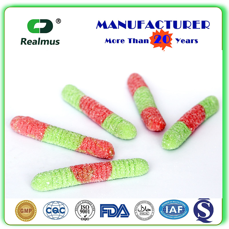 Vitamin C Gummy candy jelly candy halal