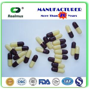 Pure Natural Organic Black Maca Extract Men Health China Supplier GMP Softgel