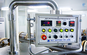 Automatic pellet press