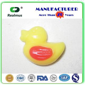 Pure Gelatin Gummy Candy