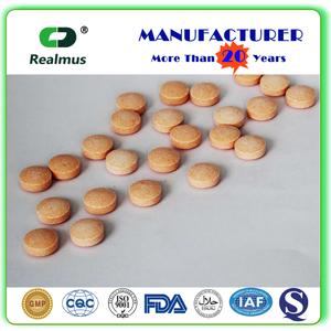 OEM Manufacturer Supplement RHTVI-VC0200 Vitamin B Tablets china supplier
