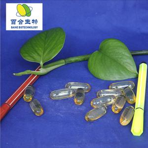 fish oil softgel 1400mg oval shape transparent 36/24 reduce blood fat hypolipidemic depressing blood fat anti-hyperlipidemia lipid-decreasing